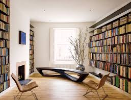 Decorating Bookshelves In Family Room by The 22 Most Beautiful Libraries In Vogue Libraries