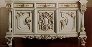 barock sideboard antik stil venetian barock rokoko vp9916