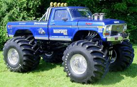 100 Monster Trucks Denver Atlanta Motorama To Reunite 12 Generations Of Bigfoot Mons