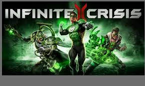 dose cyborg announced for infinite crisis and new green