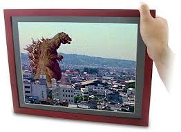 record de dimensions pour un cadre photo numérique