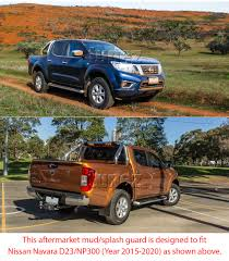 Front Rear Mud Flap Splash Guard Nissan Navara D23 2016 2017 2018 ... Splash Guards On 2015 Mud Flaps F150online Forums Dsi Automotive Truck Hdware Gatorback Ford 67l Ram Horizontal For Silverado 2014 2016 Molded Front Set Airhawk Accsories Inc Dee Zee Universal Autoaccsoriesgaragecom F250 Lifted With Duraflap Lft Bracket And Mud Flap Clearance Mudflaps To Protect Your Trailer From Truck Oval With Black Wrap Text Sharptruckcom Photo Gallery Bed Tool Boxes Unique Diamond Plate Alinum