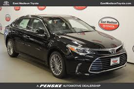 Toyota Avalon Floor Mats Replacement by 2018 New Toyota Avalon Limited At East Madison Toyota Serving