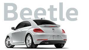 2018 VW Beetle The Iconic Bug