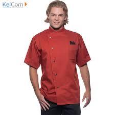 veste de cuisine homme personnalisable blouse de cuisine publicitaire bovy vestes personnalisées kelcom