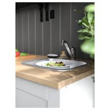 ikea fyndig spülbecken spüle einbauspüle küchenspüle