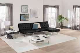 Kebo Futon Sofa Bed Weight Limit by Dhp Emily Futon Chaise Lounger Multiple Colors Walmart Com