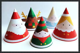 Easy Christmas Paper Crafts For Kids Craft Ideas Preschoolers