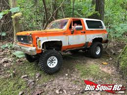 100 Blazer Truck EVERYBODYS SCALIN RC4WD BEATER BLAZER Big Squid RC RC Car And