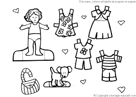 Bold Ideas Dress Up Coloring Pages Printable