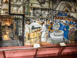 Coit Tower Murals Images by Coit Tower A San Francisco Landmark Exploring Our World