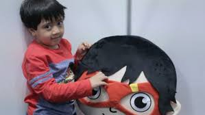 6-year-old YouTube Toy Reviewer Debuts Toy Line At New York Toy Fair ...