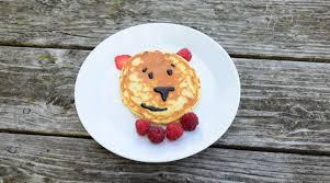 pancakes rezept kuchen zum frühstück