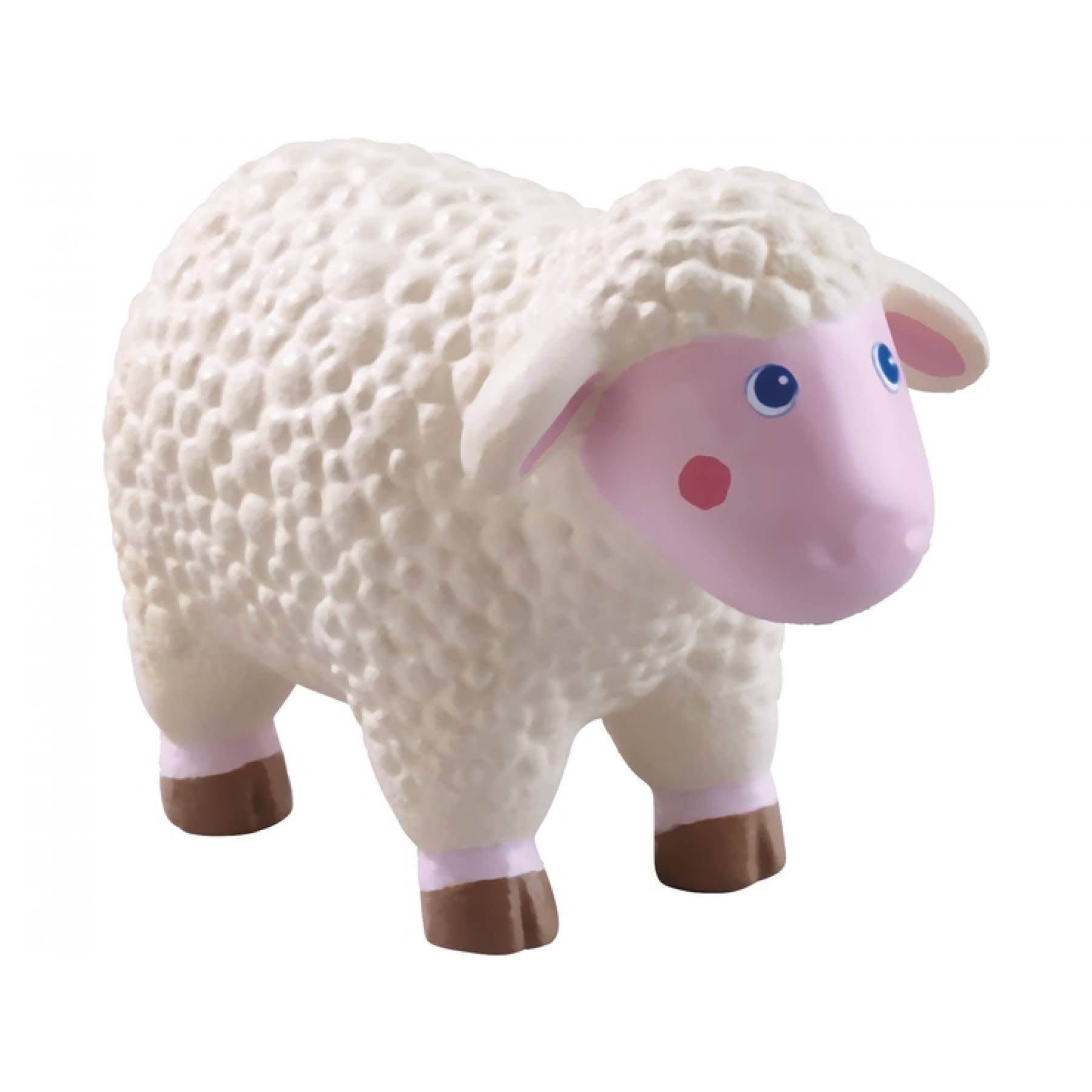 Haba Little Friends Sheep Figure Toy