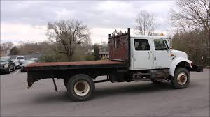 Video-1993 International 4800 4X4 Truck Four Door With Two Speed ...