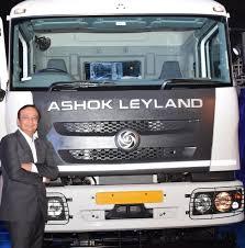 Ashok Leyland Launches Captain Haulage And 3718 Plus Trucks In ...