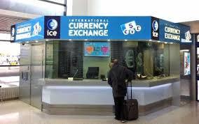 bureau de change dublin airport currency exchange belfast international airport