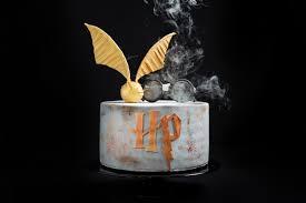 harry potter torte mit logo sallys