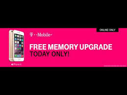 T Mobile iPhone 6 mercial