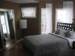 BedroomBlue And Brown Bedroom Decor White Furniture Grey
