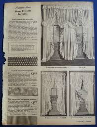 Sears Window Treatments Blinds by Curtains Window Coverings Kitchen Home Decor Vintage 1940s Sears