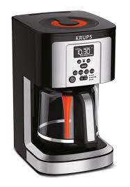 KRUPS EC324 14 CUP THERMOBREW PROGRAMMABLE COFFEE MAKER
