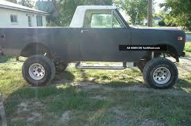 100 International Scout Truck 1979 4x4 Pickup Project Runs Drives