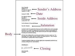 Addressing Business Letter Envelope Wally Designs