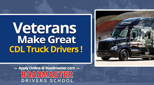 Why Veterans Make Great CDL Truck Drivers - Roadmaster Drivers School Company Announcements Roadmastercdl Commercial Drivers Learning Center In Sacramento Ca United States Commercial Drivers License Traing Wikipedia Cdl Skills Test Day The Truck Driving School Experience Part 4 Roadmaster Of Jacksonville Inc 1409 Pickettville Rd Roadmastercdl Twitter Nc Highway Patrol On Ncshp Shp Joined With Students Is 34 Weeks Driver Traing Enough Llc Amp A Credible