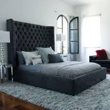 Blue Velvet King Headboard by Create Your Dream Bedroom Best Upholstered Headboards Top Ten