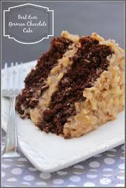 Best Ever German Chocolate Cake Recipe