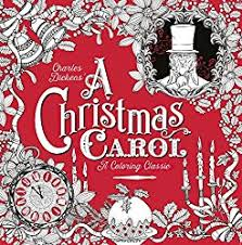 13 A Christmas Carol Coloring Classic