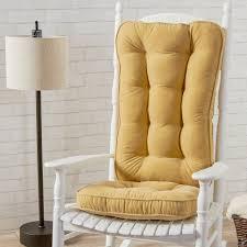 Wonderful Jumbo Rocking Chair Cushions Walmart Com Home Desi Large Size