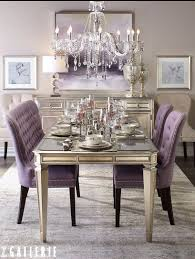 Transitional Dining Room. Lavender Tufted Chairs And Sette, Silver ... Sofia Imaestri Marseille Transitional Upholstered Seat And Back Ding Side Chair By Steve Silver At Wayside Fniture Shollyn Uph 4cn Colette Velvet Violet Grey Silver Ding Room Hollywood Homes Elegant Exquisite Workmanship Series Room Round Tabelegant Table And Chairsbf0104009 Buy Setantique 25 Gray Ideas Bella 5piece Kitchen Set Silverlight Grey Chairs New Fascating Black Sets Vergara Paris 5 Pc 1958 Glam Elegance Del Sol Home Bevelle 18 Inch Leaf
