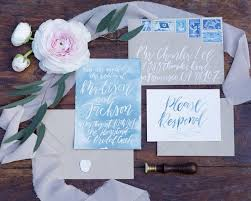 Country Blue Wedding Inspiration Rustic ChicRustic