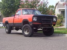 B-Mar 1973 Dodge Power Wagon Specs, Photos, Modification Info At ...