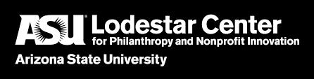 asu lodestar center for philanthropy nonprofit innovation