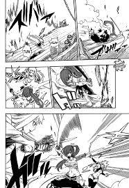 Read Manga Fairy Tail 482