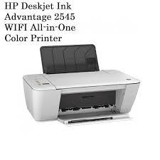 HP Deskjet Ink Advantage 2545 WIFI All In One Color Printer
