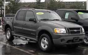 2002 Ford Explorer Sport Trac 4-Door 126