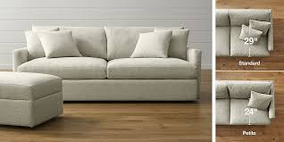 Crate And Barrel Axis Sofa Leather by Living Room Sets Crate And Barrel