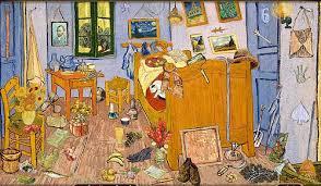 Bedroom in Arles Van Gogh iGoT Game