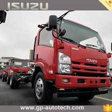 Isuzu 700p Npr Truck Chassis With 4hk1 Diesel Engine - Buy Npr Truck ...