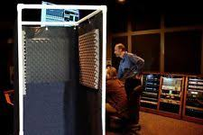 Vocal Booth Noise Reflection Echo Eliminator