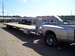 100 Neckover Truck Beds Dual Wheel Flat Deck Trailers