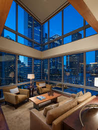 100 Seattle Penthouses Condo Livingroom Apartment
