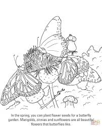 Click The Butterflies Coloring Pages To View Printable Version Or Color It Online Compatible With IPad And Android Tablets