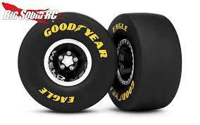 Weld Racing Aluminum Wheels For The Traxxas Funny Car