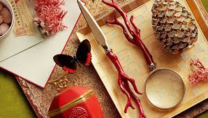 objet coral magnifying glass buy online at luxdeco com