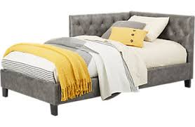Affordable Corner Twin Beds Rooms To Go Kids Furniture